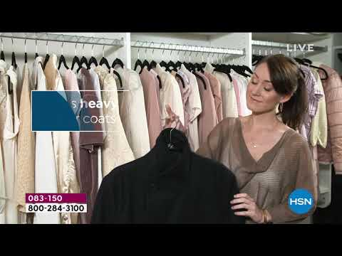 HSN | Practical Presents featuring Huggable Hangers 11.01.2019 - 01 AM