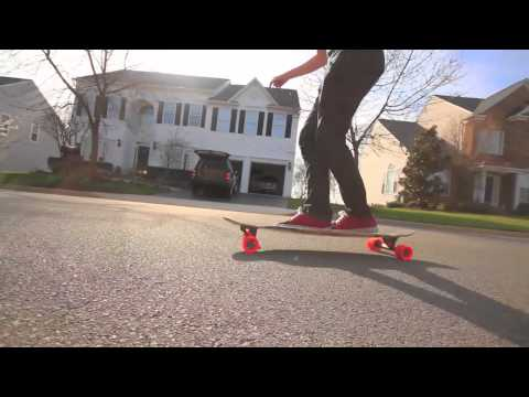 Longboarding: Glebe is Gnar