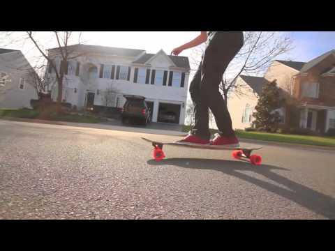 Longboarding: Glebe is Gnar