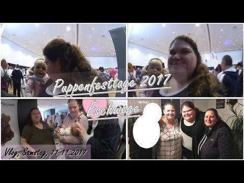 XXL Vlog || DER TAG DER MESSE! || Eschwege 2017 || Reborn Baby Deutsch || Little Reborn Nursery