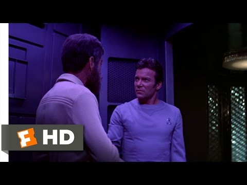 Star Trek: The Motion Picture (2/9) Movie CLIP - Kirk Needs Bones (1979) HD