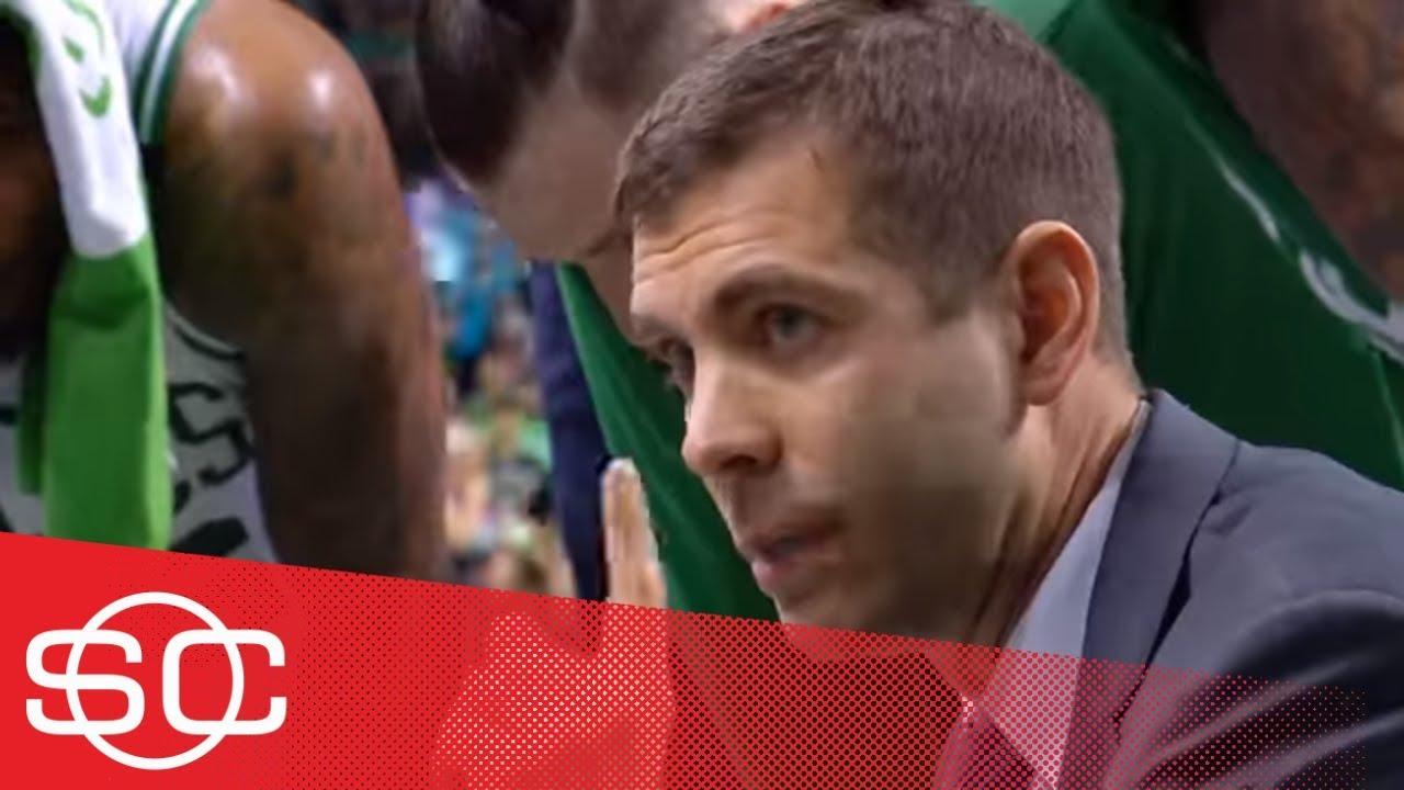 Zach Lowe: Brad Stevens, Boston Celtics give max effort every second | SportsCenter | ESPN