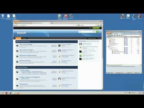 Emsisoft Anti-Malware vs. 122 malwares