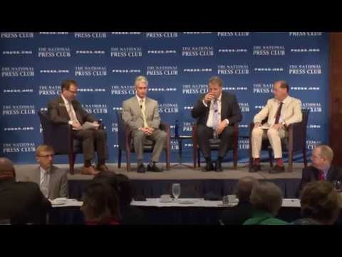 Airline CEOs speak at the National Press Club