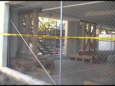 Laguna Niguel apartment evacuation - 2007-10-11