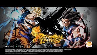 《iOS/Android》DRAGON BALL LEGENDS Official Trailer
