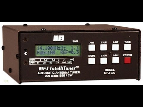 MFJ-929 Automatic Antenna Tuner