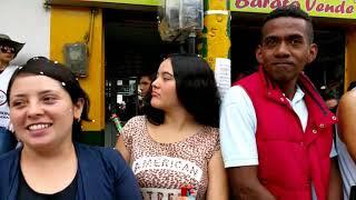 TIMBIO CAUCA CARNAVALES BLANCOS Y NEGROS 2019