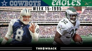 The 4th and 1 Debacle! (Cowboys vs. Eagles 1995, Week 15)