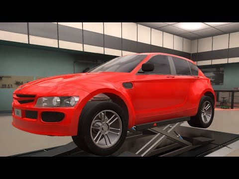 Making A Car For BeamNG.drive In Automation The Car Company Tycoon Game thumbnail