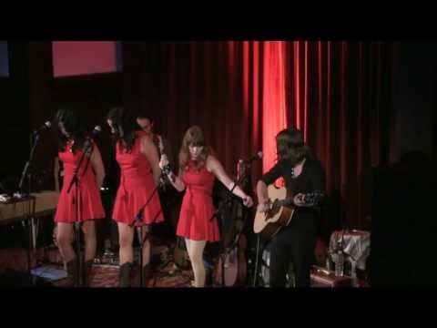 3 Songs - Jenny Lewis and Band in The City, 2012