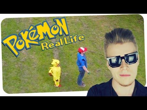 POKEMON Real Life iBlali Lets Play Teil 2