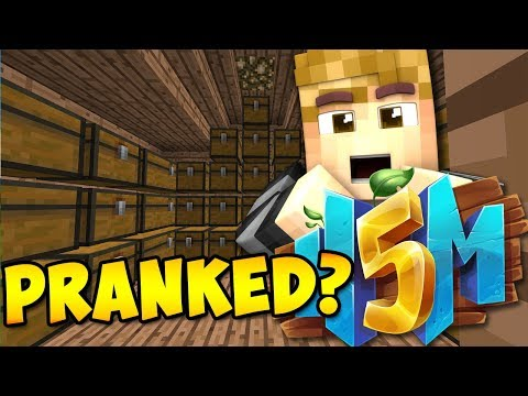 WHAT IS THIS PRANK? | HOW TO MINECRAFT 5! (H5M) Ep.9