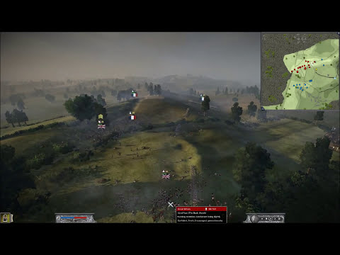 Napoleon total war, How to win the battle of waterloo