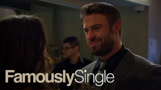 Chad Johnson Drops a Condom in Front of Karina Smirnoff | Famously Single | E!