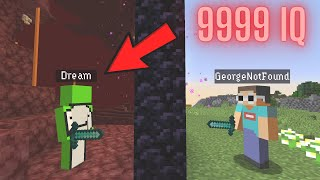 Why Dream is THE BEST MINECRAFT PLAYER!  (9999 IQ)