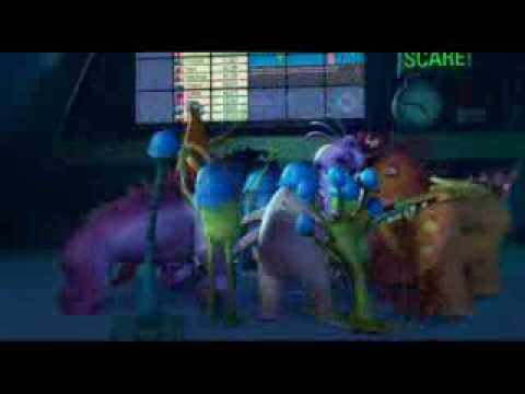 Danny and Oopsy Visit Monsters Inc Part 8