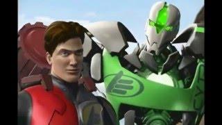 Max Steel Turbo Missions 2010: Derrumbe | HD
