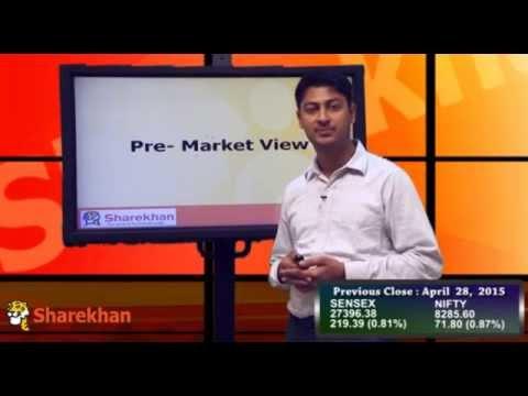 Pre-Market View - April 29, 2015