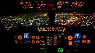 THE MOST VIEWED VIDEO OF A   REAL LANDING MAGNICHARTERS  LANDING AT MEXICO CITY  05 R