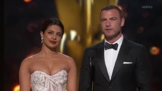 Priyanka Chopra at Oscar Award Oscar Awards 2016
