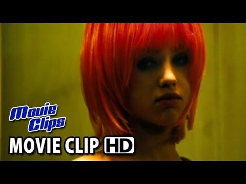 KITE Movie CLIP - Elevator (2014) - Samuel L. Jackson Action Movie HD