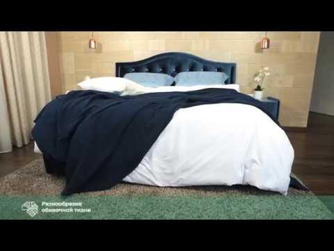 Обзор кровати Carolina
