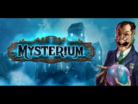 Mysterium: A Psychic Clue Game APK Cover