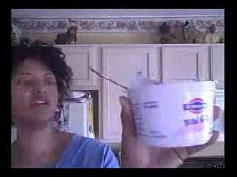 Low Fat & Sugar No Bake Cheese Cake- Pt 1 of 2