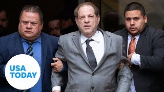 Harvey Weinstein appears for bail hearing | USA TODAY
