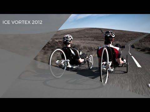 Vortex recumbent trike 2012
