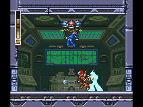 Mega Man X3 - Vizzed.com Play - User video