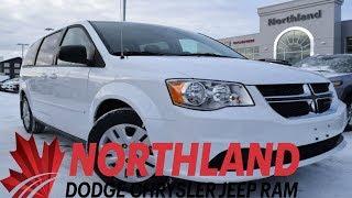 Walk Around 2017 Dodge Grand Caravan SXT | Northland Dodge | Auto Dealership in Prince George BC