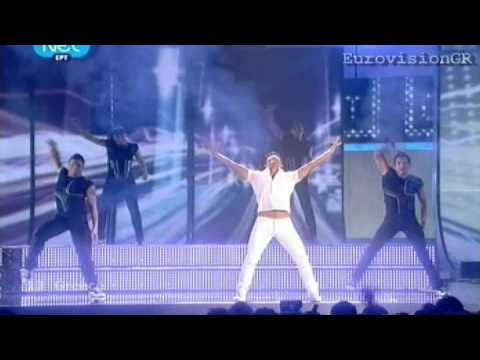EUROVISION 2009 GREECE SAKIS ROUVAS THIS IS OUR NIGHT -HQ STEREO klip izle