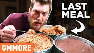 Rhett & Link's Last Meal Taste Test
