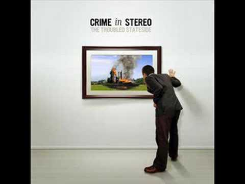 Crime In Stereo - Slow Math