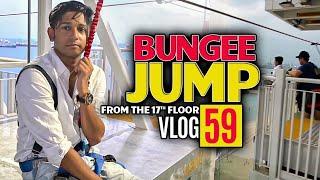 Bangladesh To Singapore | Bungee Jumping | ১৭ তলা উপর থেকে লাফ দিলাম | Tawhid Afridi | Vlog 59