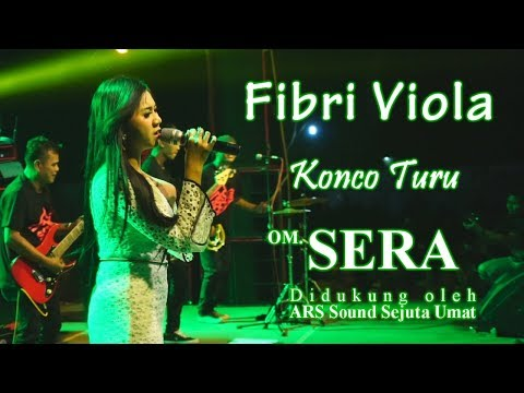 Fibri Viola - Konco Turu - OM.SERA Live Ambarawa 2018 | HD Video