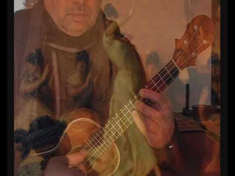 La Folia variations ukulele