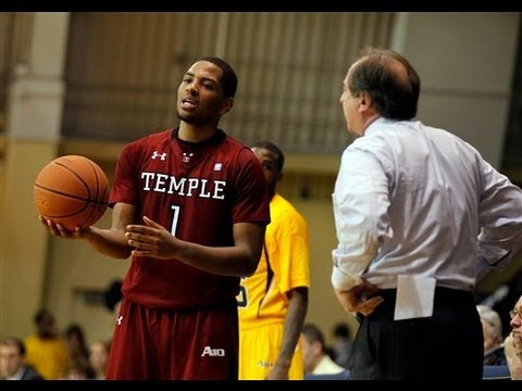 Khalif Wyatt - Temple University Career Recap