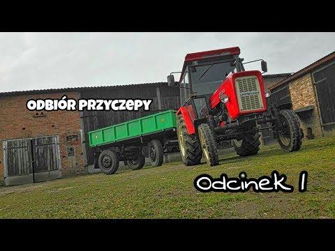 Odbiór Przyczepy Autosan Z Remontu.