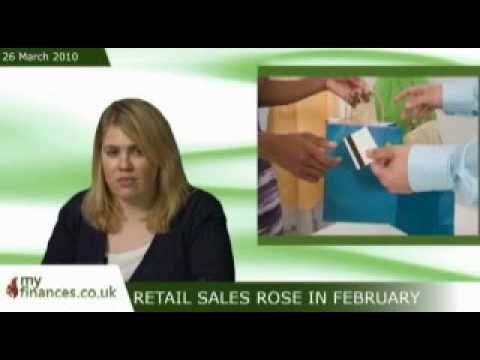 Retail sales rose in February