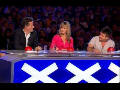 SUE SON  -  BOTH PERFORMANCES FROM BRITAINS GOT TALENT 2009 AUDITIONS (HQ)