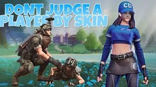 Don't Judge A Player By Skin - Cinematic Edit- Cinematic Creative Destruction Clip