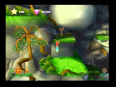 Winx Club PS2 Gameplay ( Konami ) Playstation 2