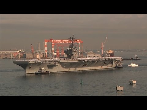 USS Ronald Reagan Arrives in Japan to Support Security, Stability in the Indo-Asia-Pacific Region
