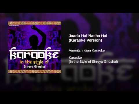 Jaadu Hai Nasha Hai (karaoke Version) video