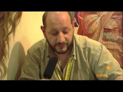 Comicon a Napoli: tra i creatori del fumetto anche Lello Arena