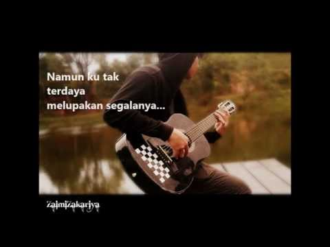 Noktah -hazama Cover By Zaimi Zakariya (with Lyrics) video
