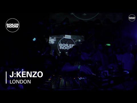 J:Kenzo Boiler Room London DJ Set